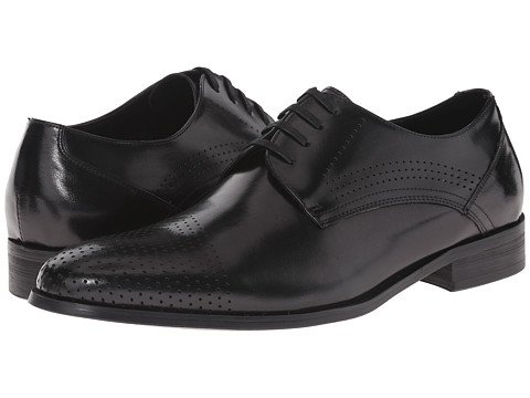 Kenneth Cole Reaction - Tear Along (Black) Men's Shoes