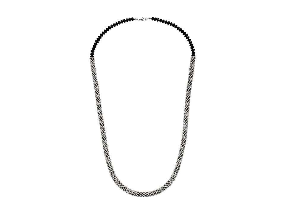 Gypsy SOULE - CRN17 32 (Black/Silver) Necklace