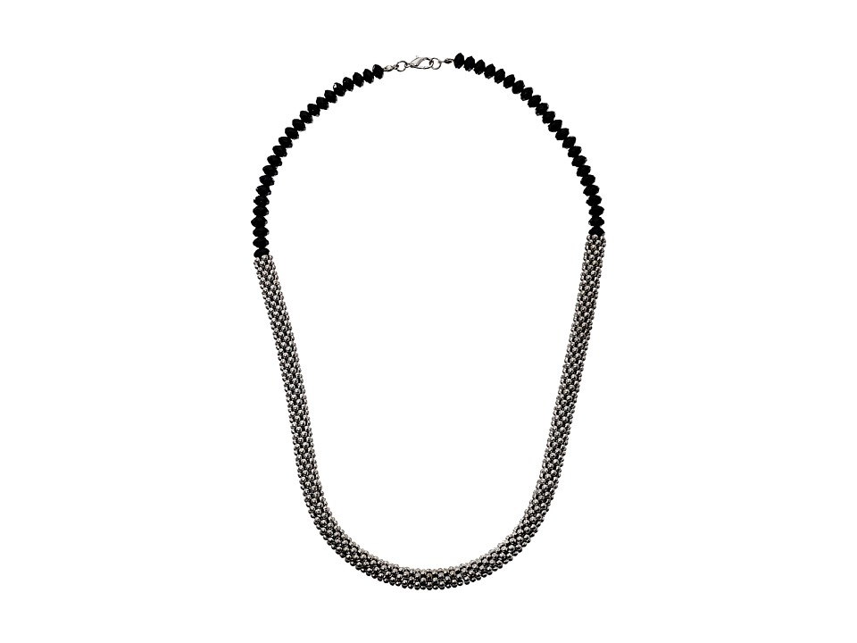 Gypsy SOULE - CRN16 24 (Black/Silver) Necklace