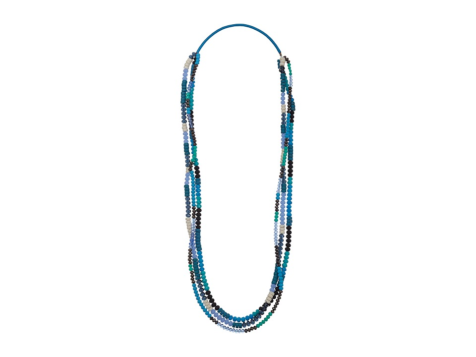 Gypsy SOULE - CRN11 (Blue) Necklace