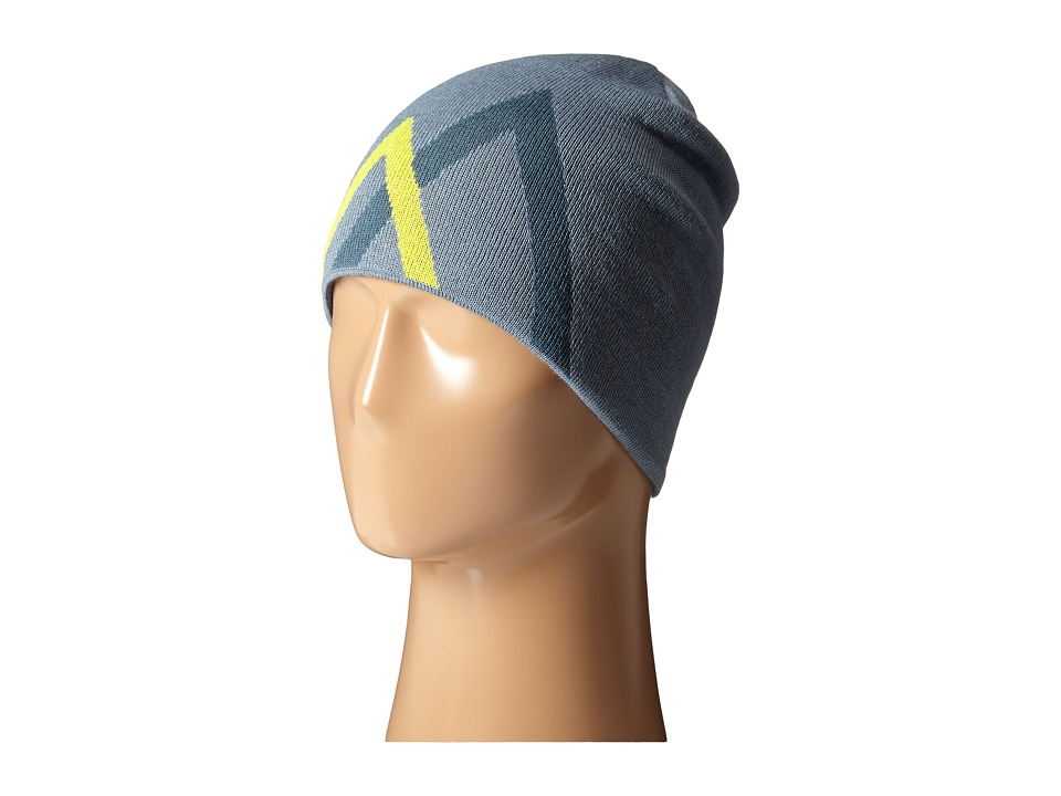 Arc'teryx - Mountain Toque (Arctic Fog/Blue Smoke) Beanies