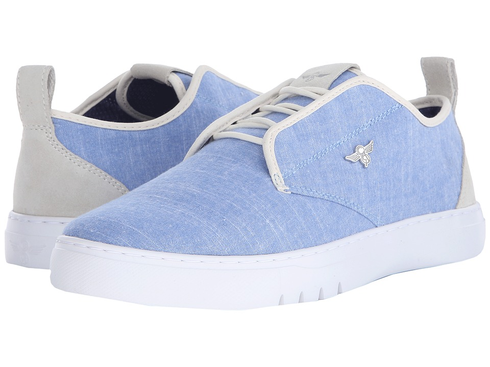 Creative Recreation - Lacava Q (Blue/Chambray) Men's Lace up casual Shoes