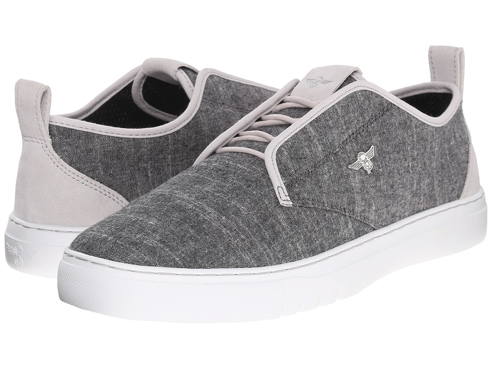 Creative Recreation Lacava Q (Black/Grey/Chambray) Men