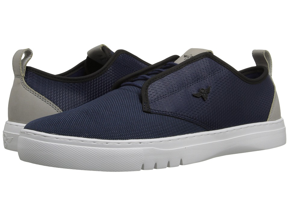 Creative Recreation - Lacava Q (Navy/Grey/White) Men's Lace up casual Shoes
