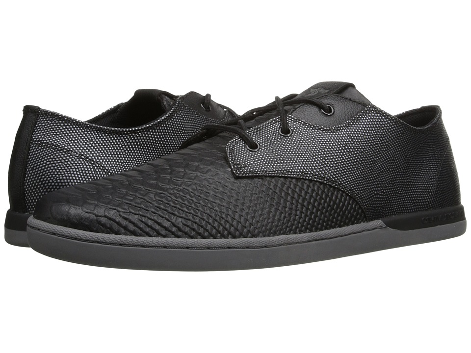 Creative Recreation - Vito Lo (Black/Charcoal/Exotic) Men's Lace up casual Shoes