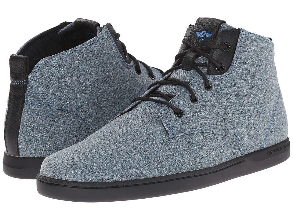 Creative Recreation - Vito (Blue/Black/Heather) Men's Lace up casual Shoes