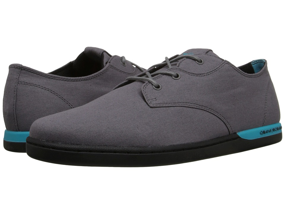 Creative Recreation - Vito Lo (Grey/Black/Aqua/Raincoat) Men's Lace up casual Shoes