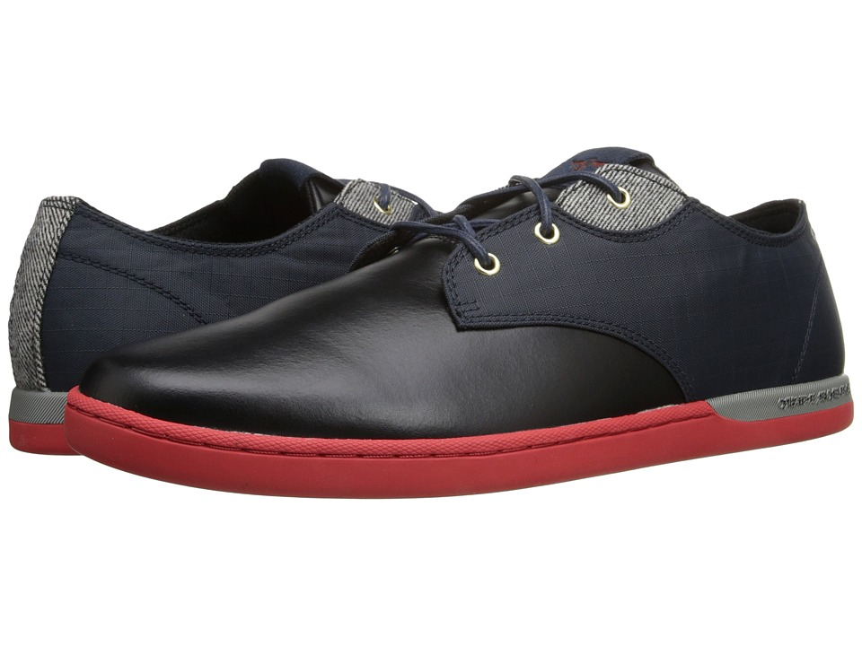 Creative Recreation - Vito Lo (Navy/Black/Red Sport) Men's Lace up casual Shoes