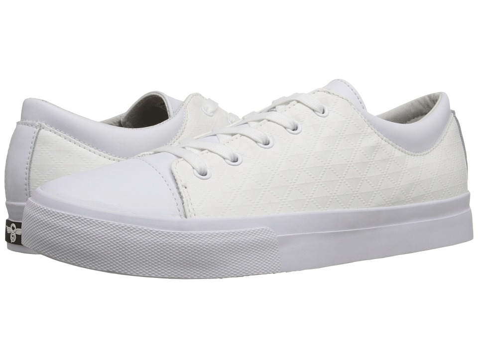 Creative Recreation - Forlano (White Luxe) Men's Lace up casual Shoes