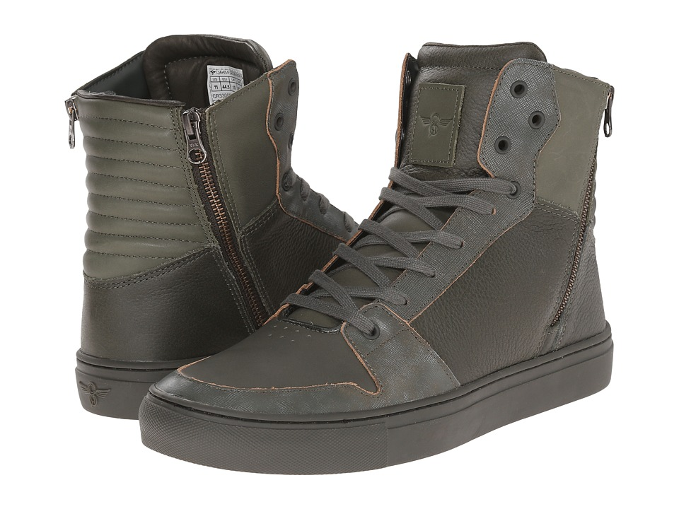Creative Recreation - Adonis (Forest Leather) Men's Shoes