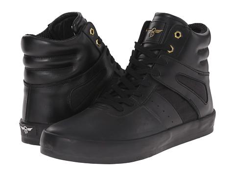 Creative Recreation - Moretti (Black/Black/Raincoat) Men's Lace up casual Shoes