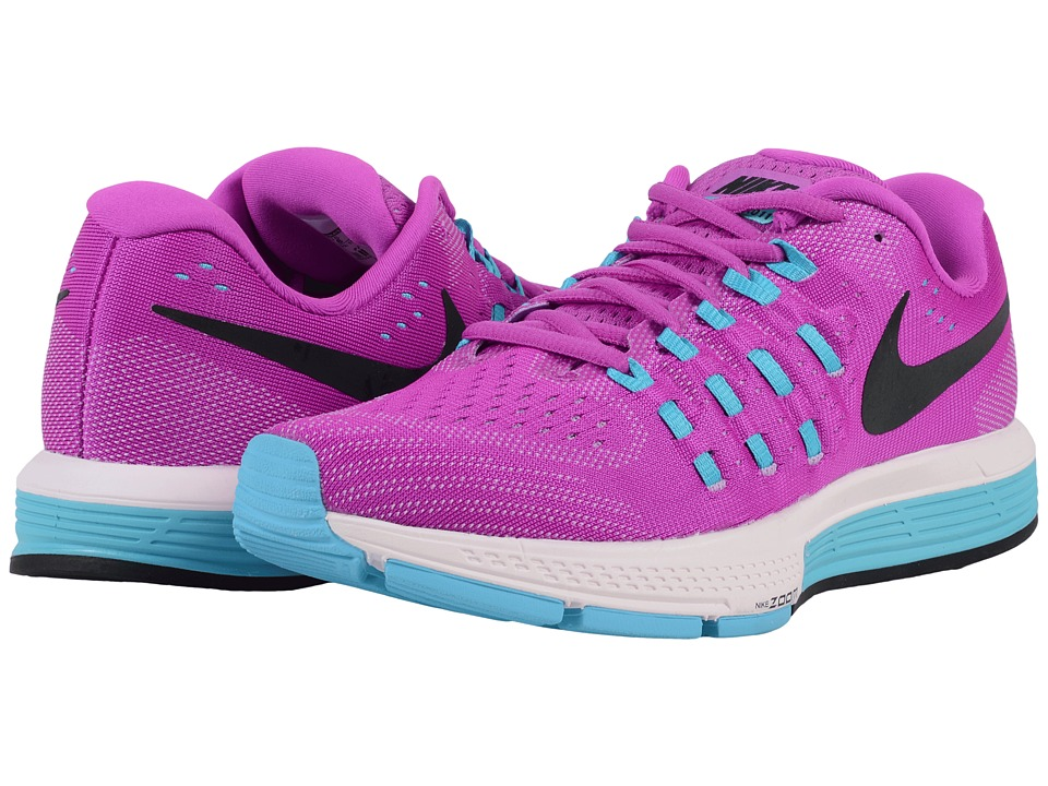 Nike - Air Zoom Vomero 11 (Hyper Violet/Gamma Blue/Urban Lilac/Black) Women's Running Shoes