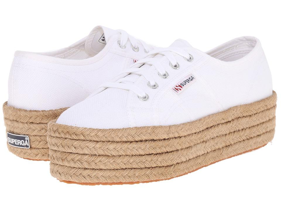 Superga 2790 Cotropew (White) Women
