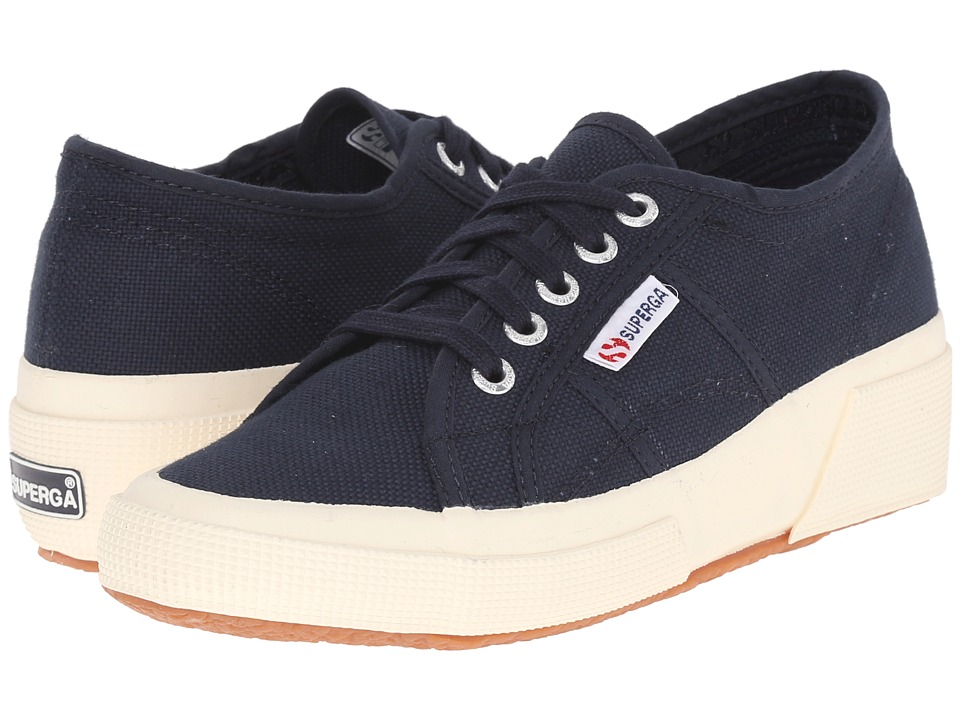 Superga - 2905 Cotw Linea Up And Down (Navy) Women