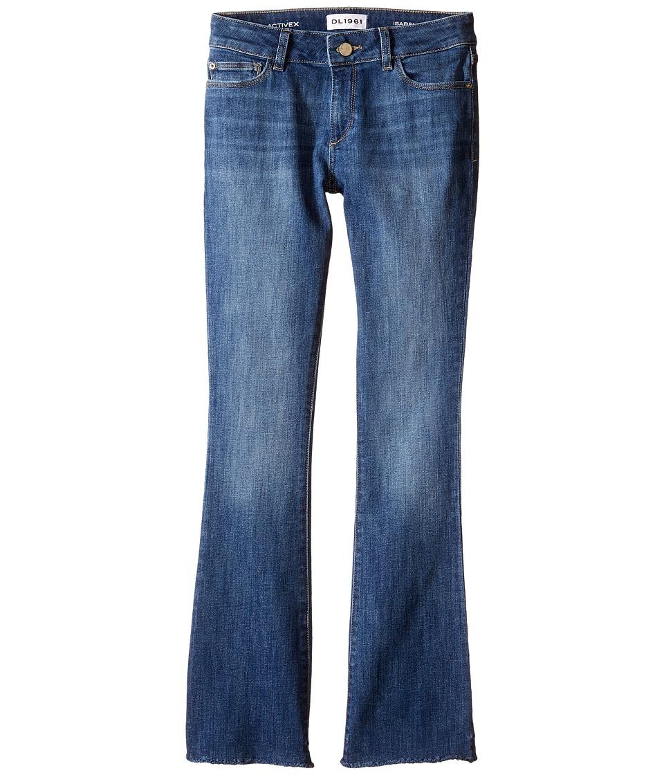 DL1961 Kids - Isabel Flare Jeans in Cozy (Big Kids) (Cozy) Girl's Jeans