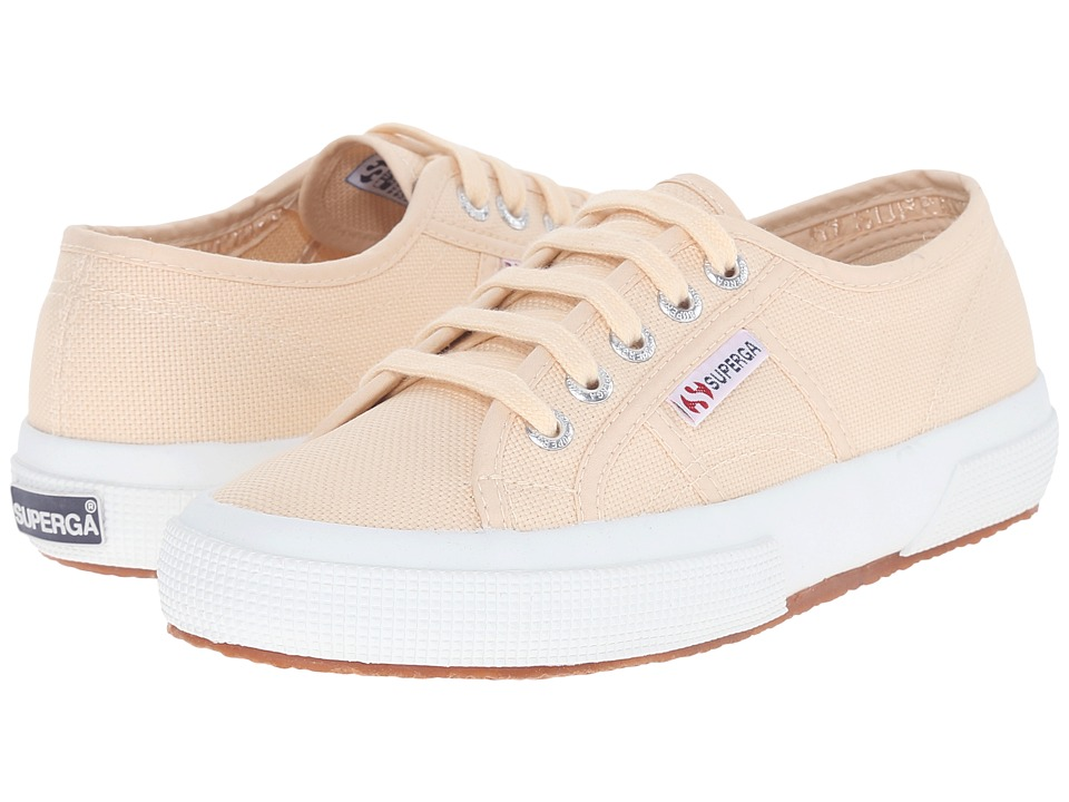 Superga - 2750 COTU Classic (Fawn) Lace up casual Shoes