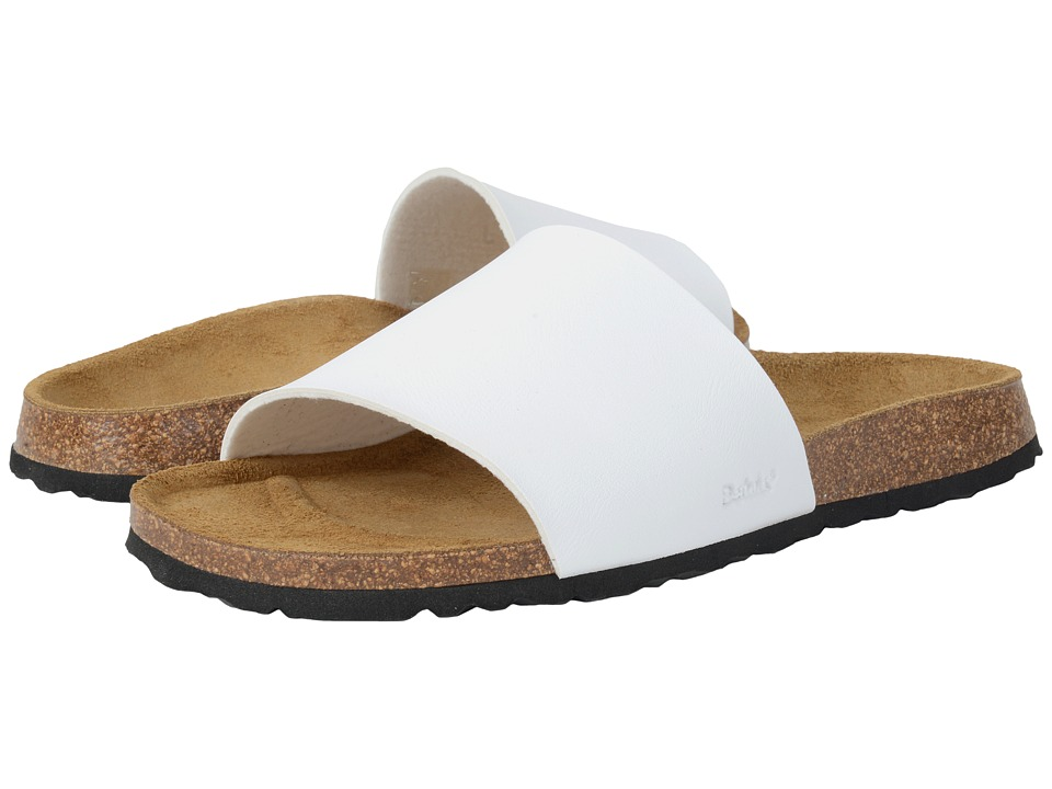 Betula Licensed by Birkenstock Reggae Birko-Flor (White) Women
