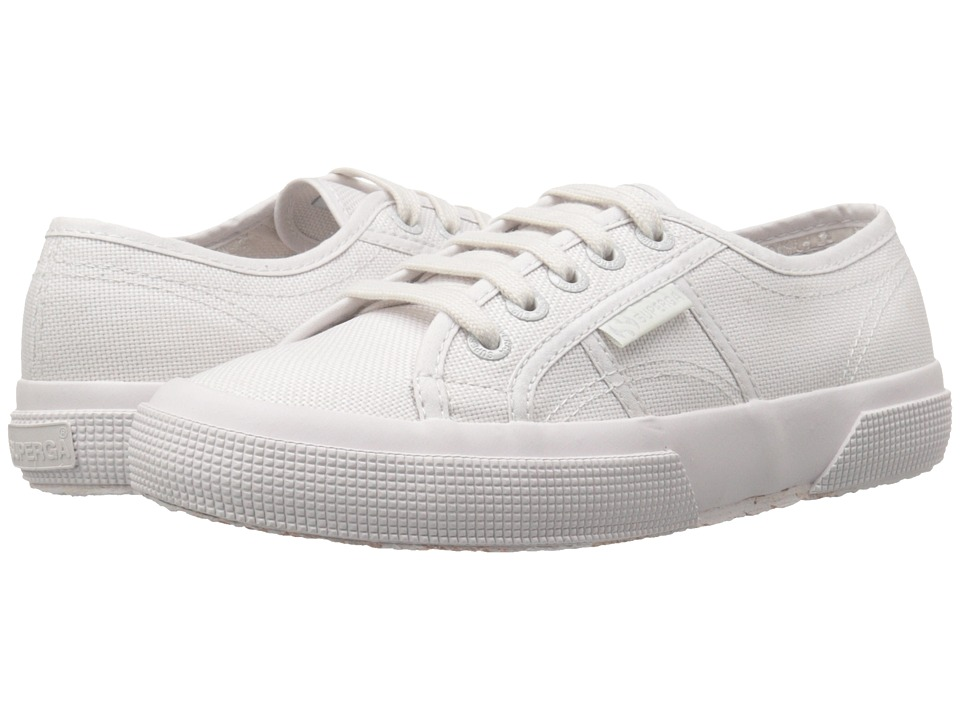 Superga - 2750 COTU Classic (Total Grey Vapor) Lace up casual Shoes