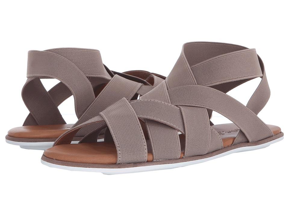 Gentle Souls - Bari (Mushroom) Women's Sandals