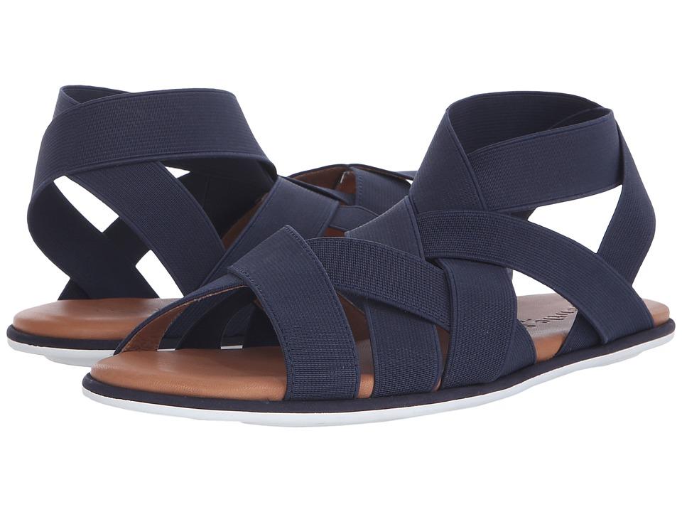 Gentle Souls - Bari (Navy) Women's Sandals