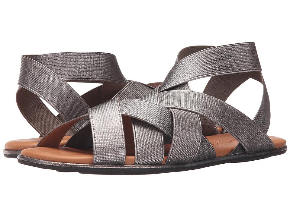 Gentle Souls - Bari (Graphite) Women's Sandals