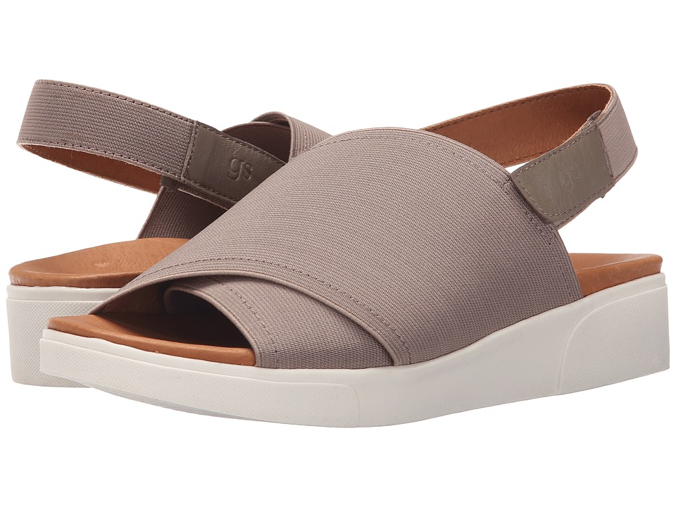Gentle Souls - Leo (Dark Taupe) Women's Shoes