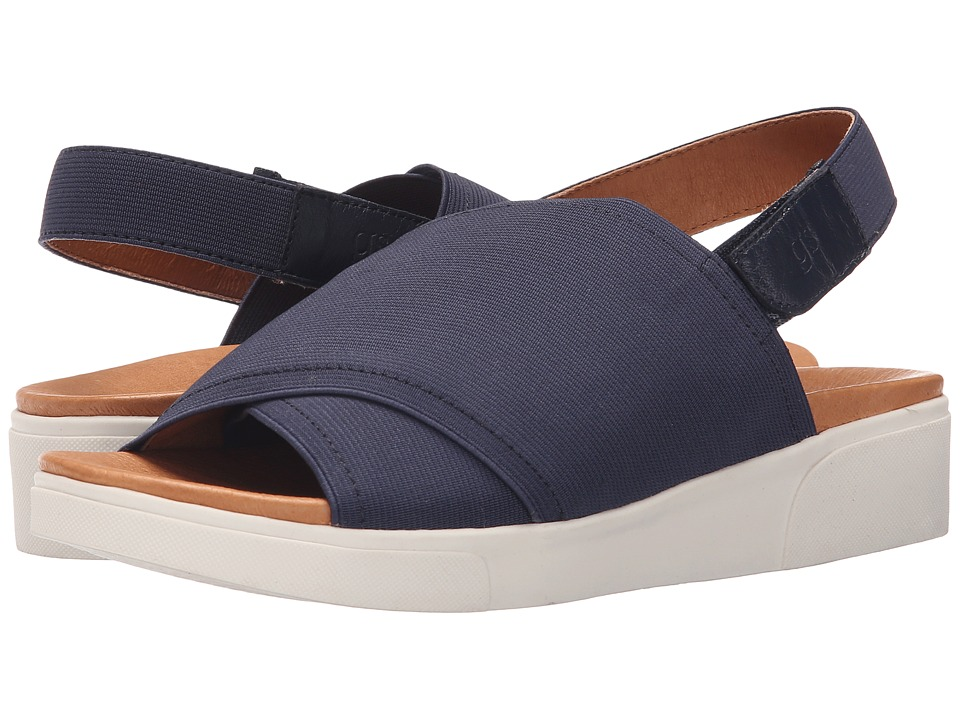 Gentle Souls - Leo (Navy) Women's Shoes