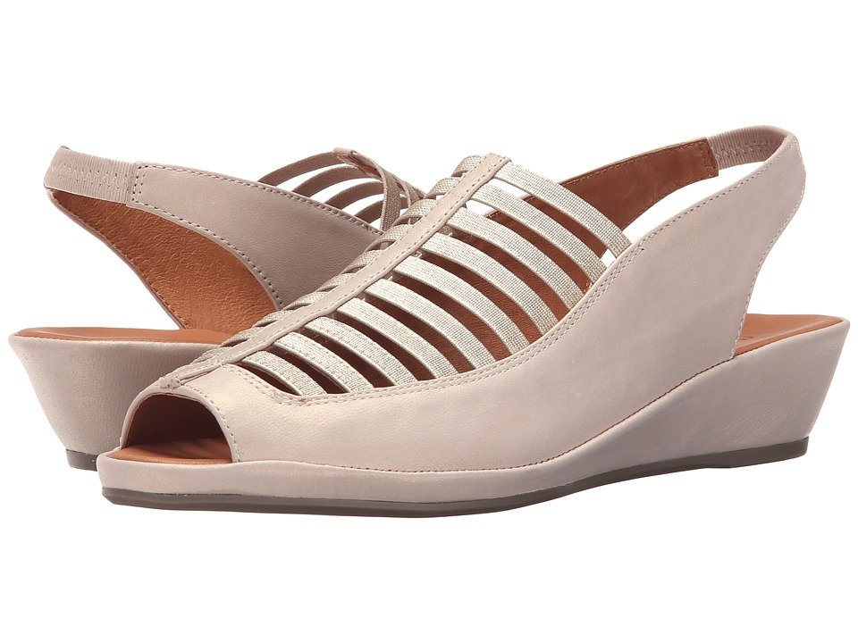 Gentle Souls - Lee (Sand) Women's Sling Back Shoes