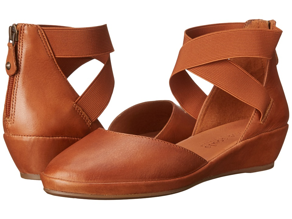 Gentle Souls - Noa (Mid Brown Leather) Women's Shoes