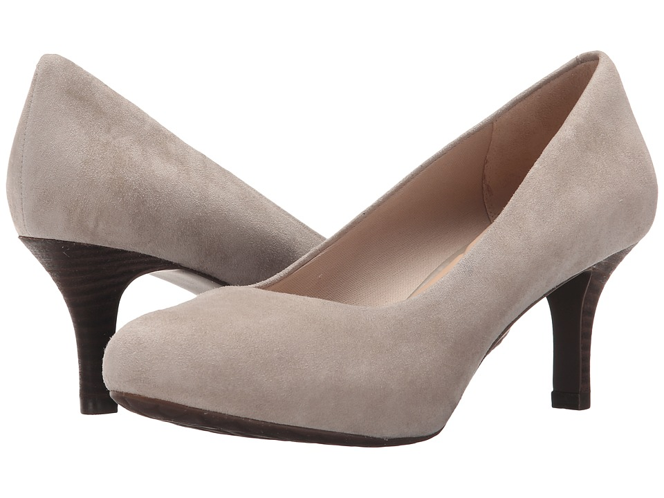 Rockport - Seven to 7 Low Pump (Tuffet Suede) High Heels