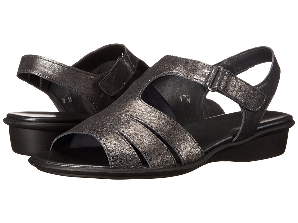 Sesto Meucci - Eugina (Black Retro) Women's Sandals