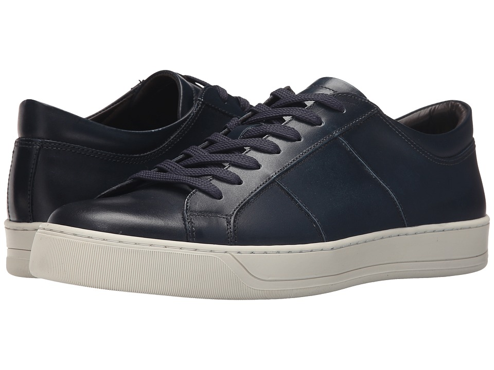 Bruno Magli - Wapiti (Navy) Men's Shoes