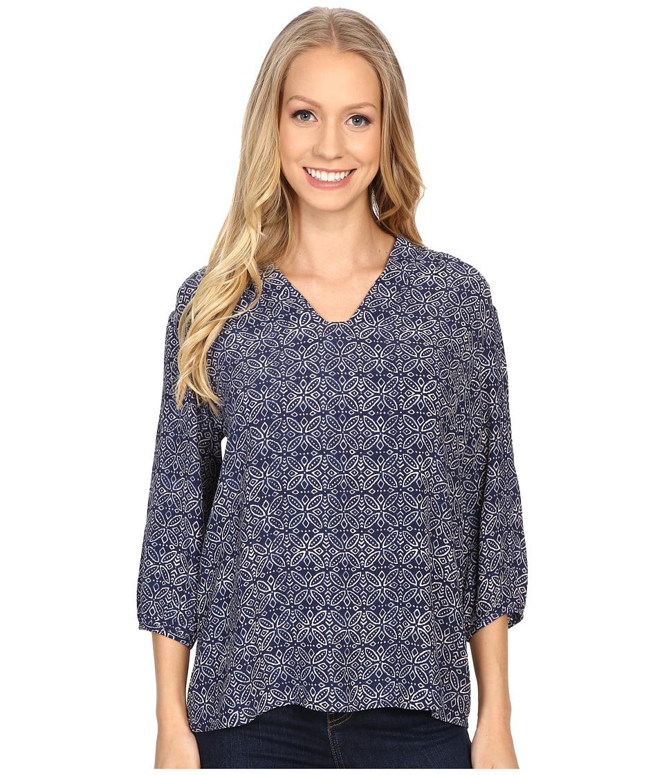 Pendleton - Felicity Tunic (Batik Print) Women's Blouse