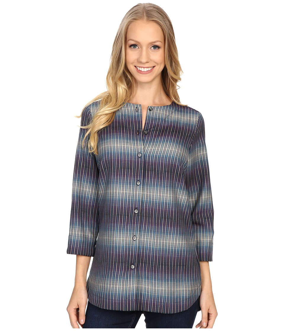 Pendleton - Kira Shirt (Multi Stripe) Women's Long Sleeve Button Up