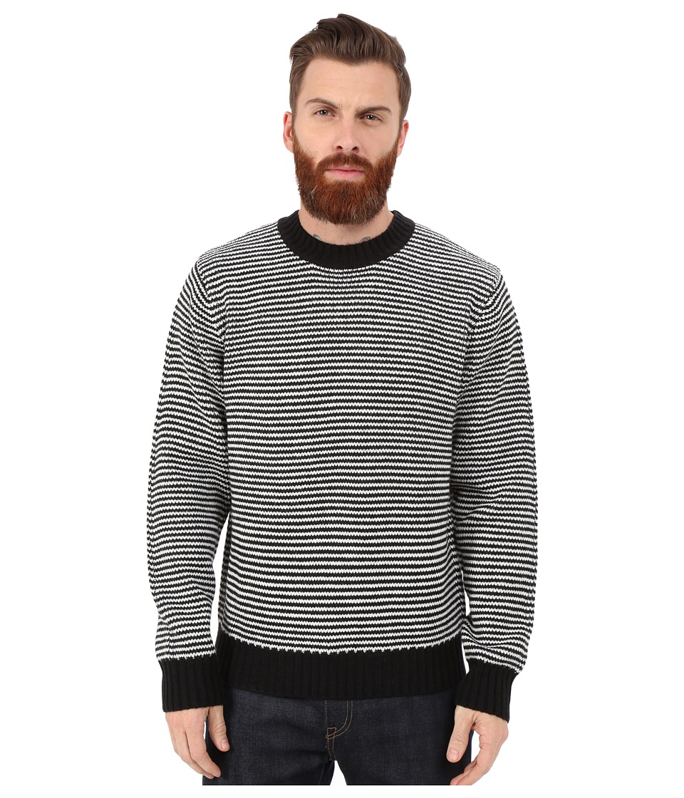 Obey - Marcus Sweater (Black Multi) Men's Sweater