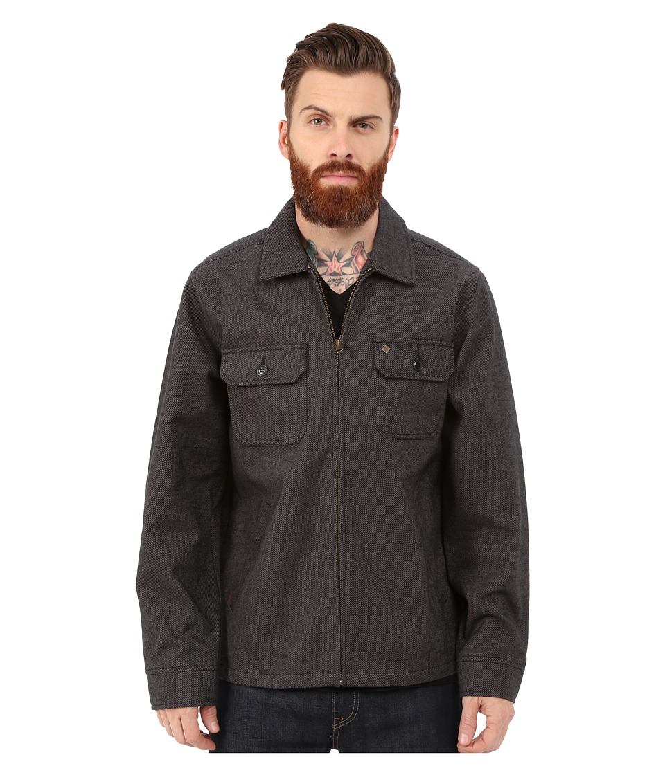 Obey - Sinclair Jacket (Charcoal Multi) Men's Coat