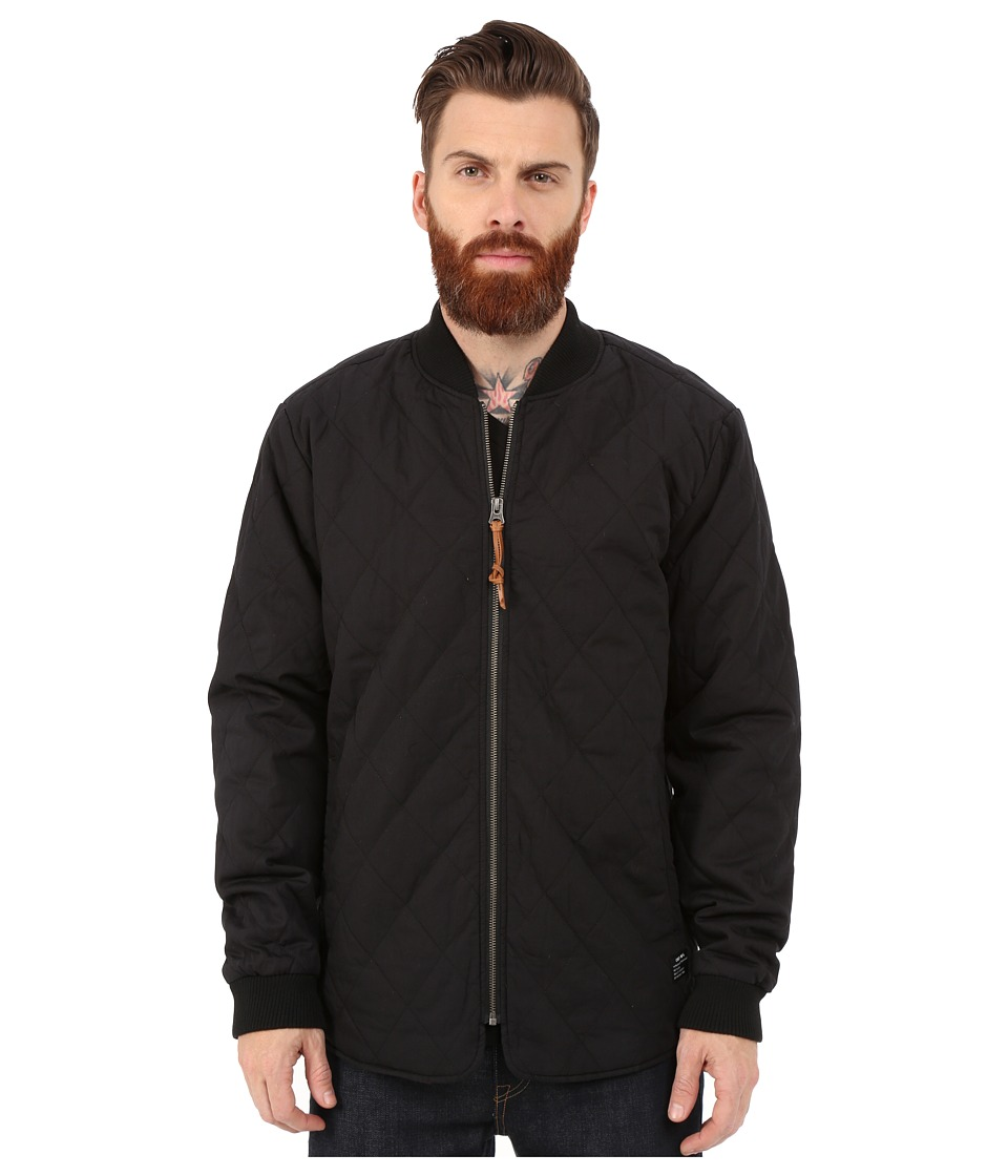Obey - Parker Jacket (Black) Men