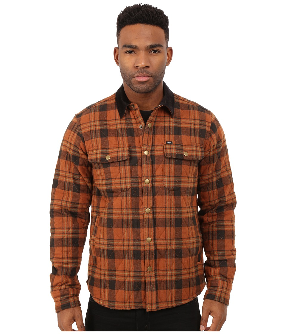 Obey - Griffin Jacket (Rustic Multi) Men's Coat