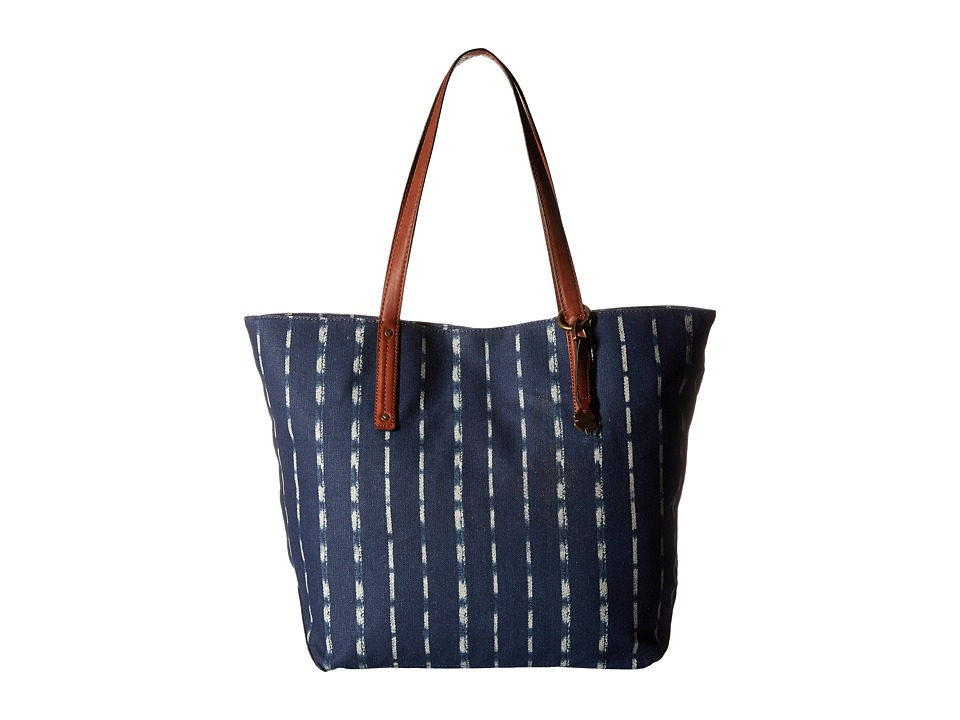 Lucky Brand - Indie E/W Tote (Vintage Stripe) Tote Handbags