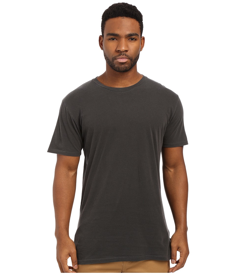 Obey - Lightweight Pigment Tee (Dusty Black) Men's T Shirt