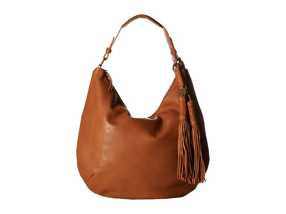Lucky Brand - Jordan Hobo (Tobacco) Hobo Handbags