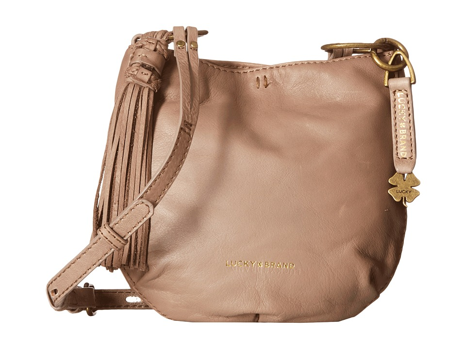 Lucky Brand - Athena Crossbody (Dust) Cross Body Handbags