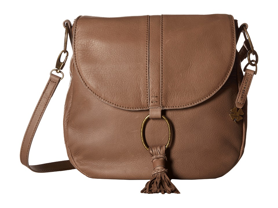 Lucky Brand - Athena Convertible Flap (Dust) Convertible Handbags