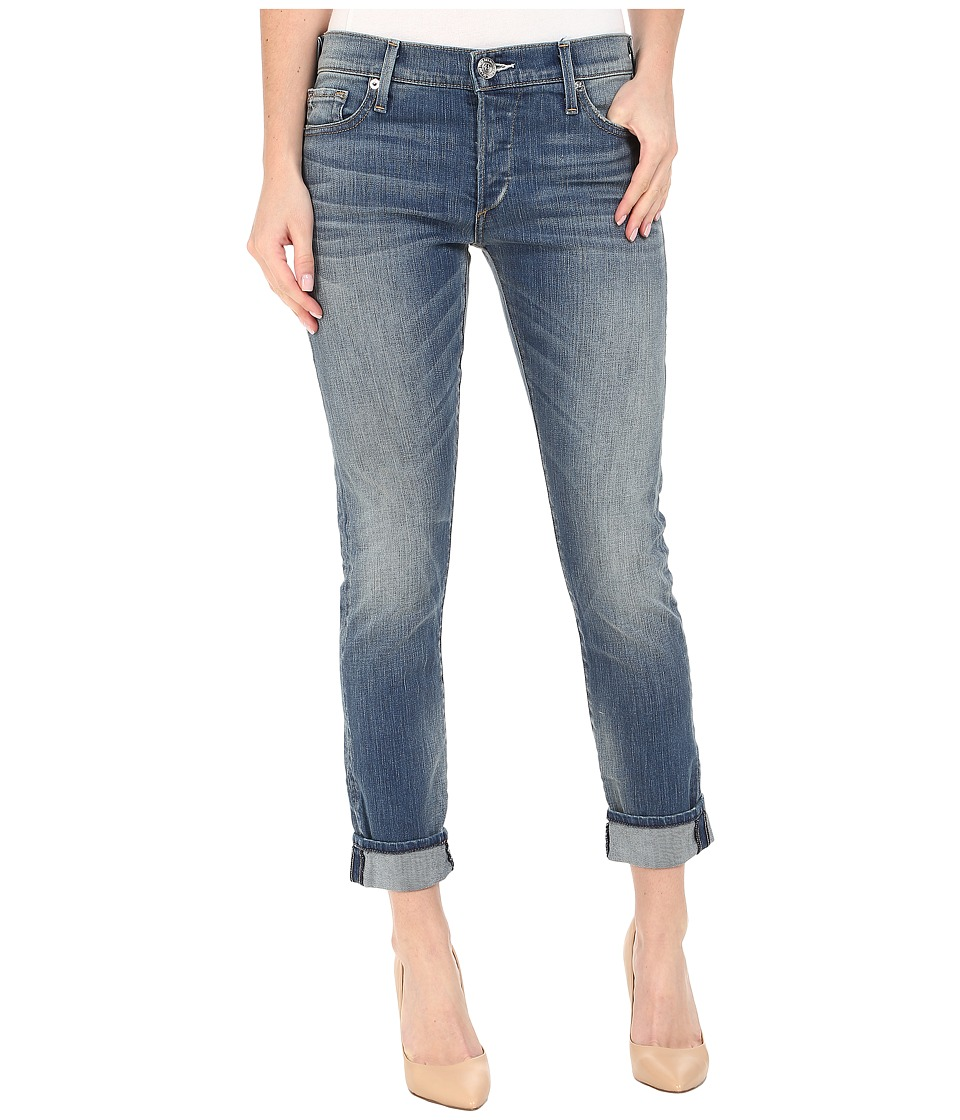 True Religion - Liv Slim Boyfriend Jeans in Indigo Eclipse (Indigo Eclipse) Women