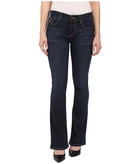True Religion - Becca Petite Bootcut Jeans in Picassos Blues (Picassos Blues) Women
