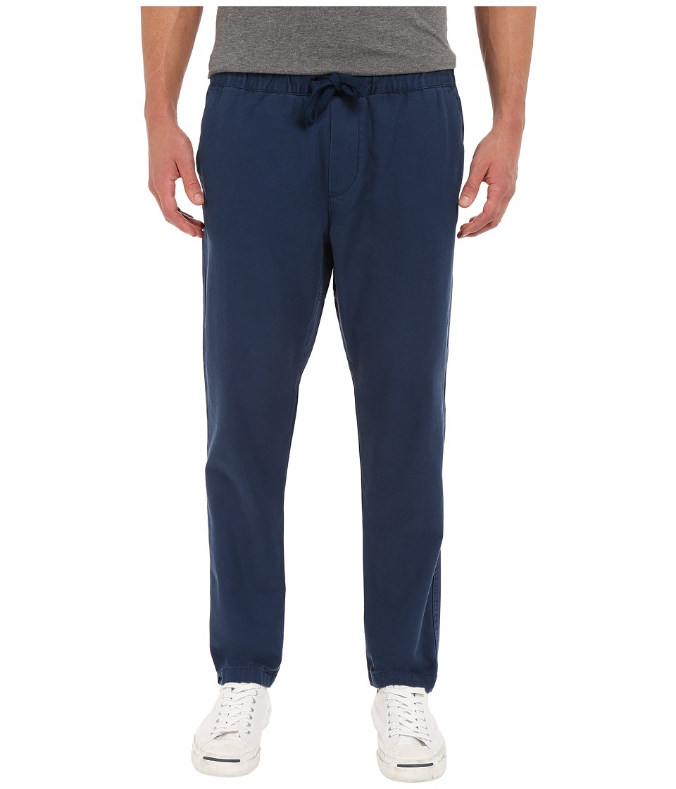 Obey - One-O Traveler Pants (Mild Navy) Men's Casual Pants