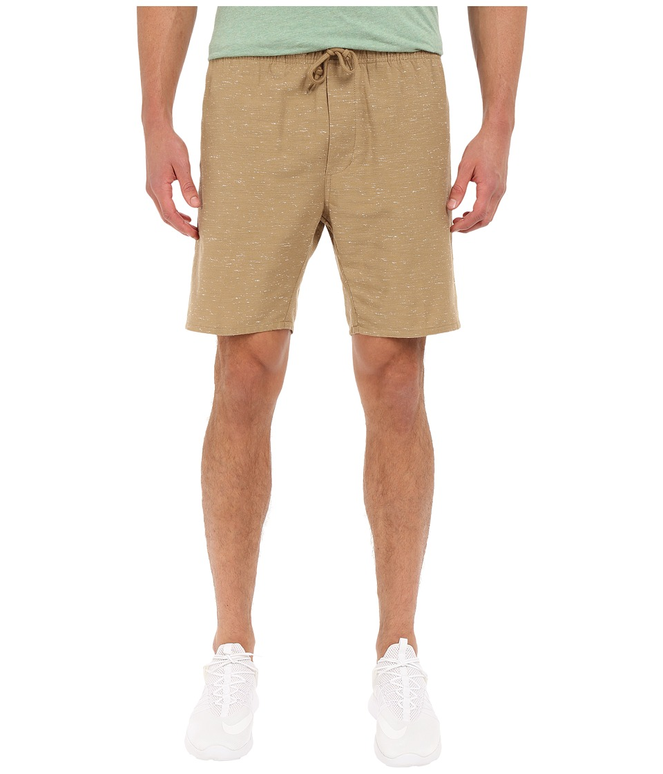 Obey - Palmer Shorts (Khaki) Men's Shorts