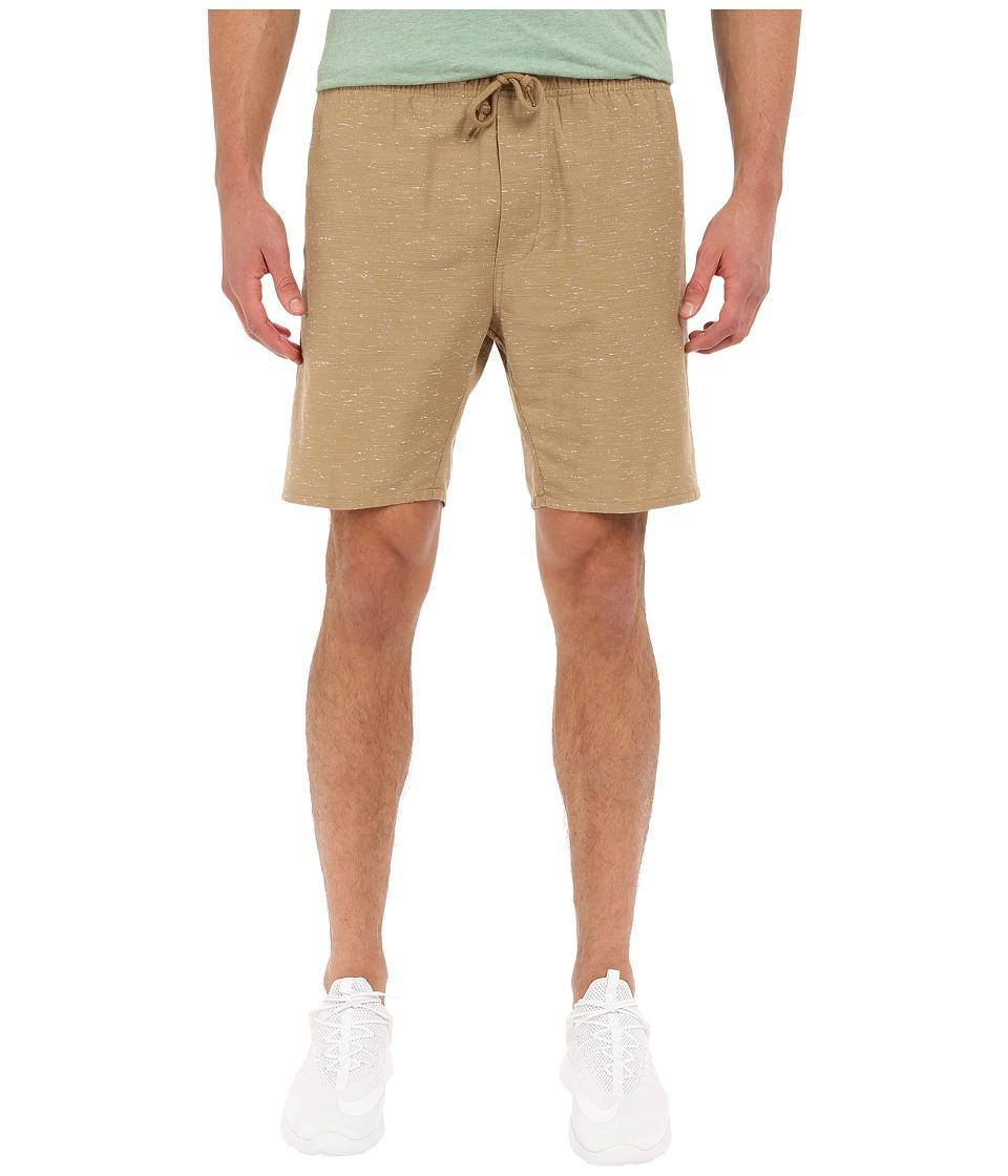 Obey - Palmer Shorts (Khaki) Men's Shorts