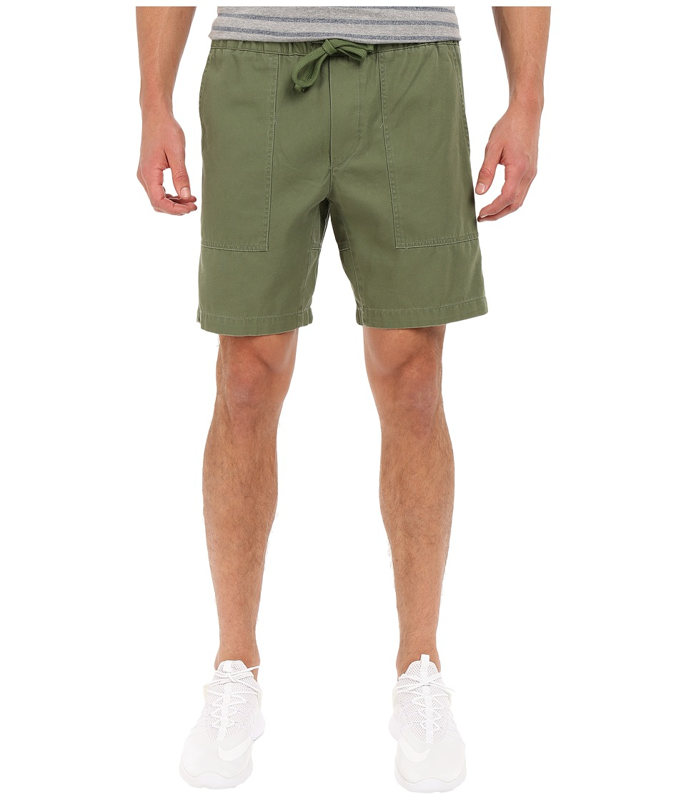Obey - One-O Traveler Shorts (Army) Men's Shorts