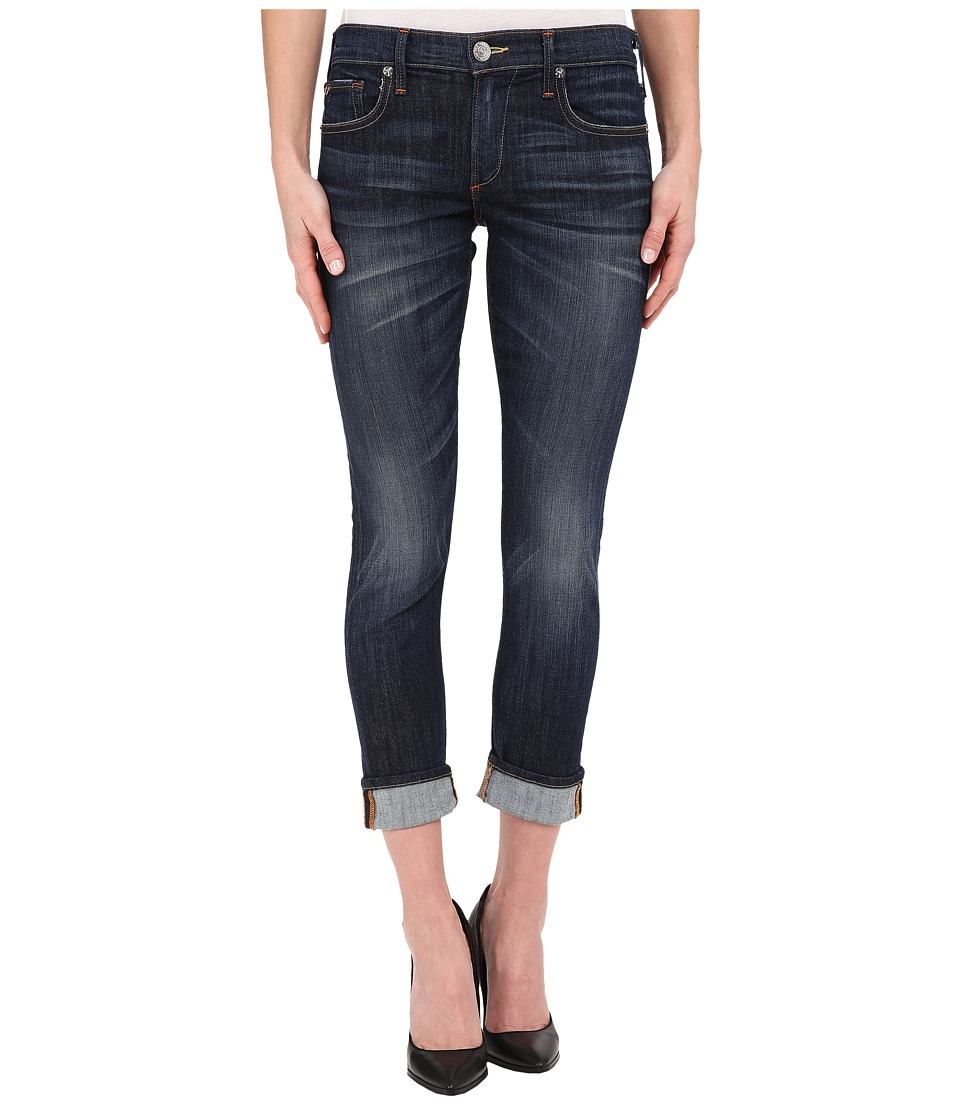True Religion - Liv Slim Boyfriend Jeans in Boyfriends Wash (Boyfriends Wash) Women's Jeans
